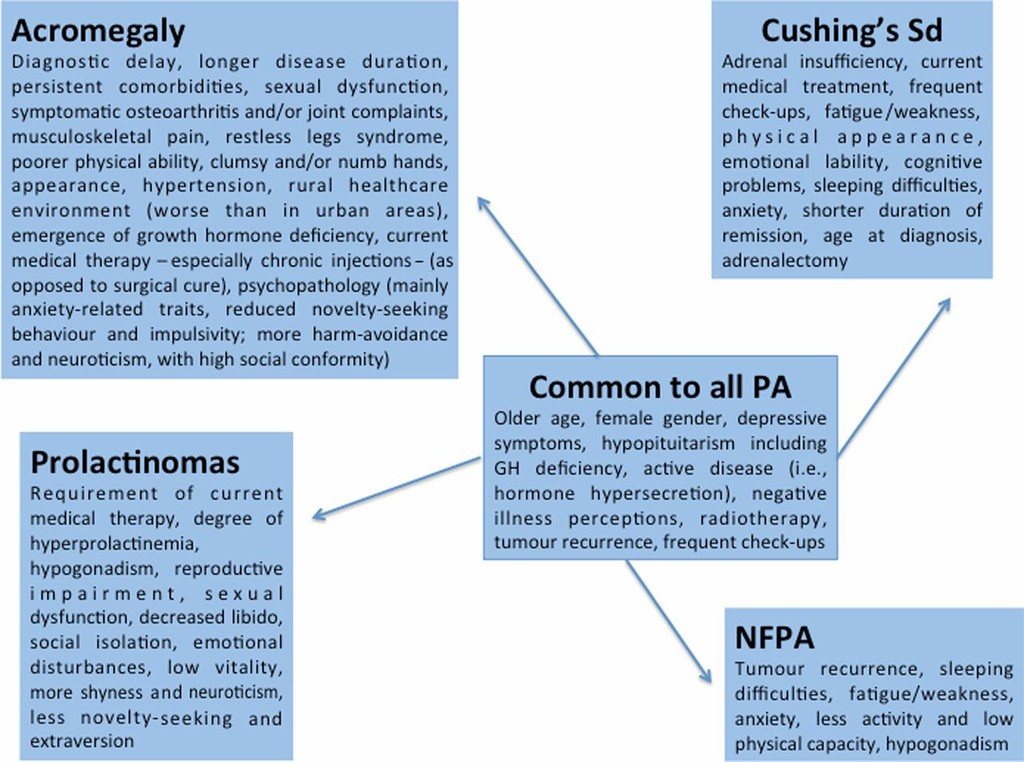 MANAGEMENT OF ENDOCRINE DISEASE: Quality of life tools for the